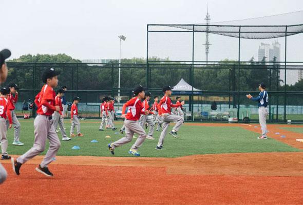 2021 BASEBALL独具特色棒球夏令营(6天)