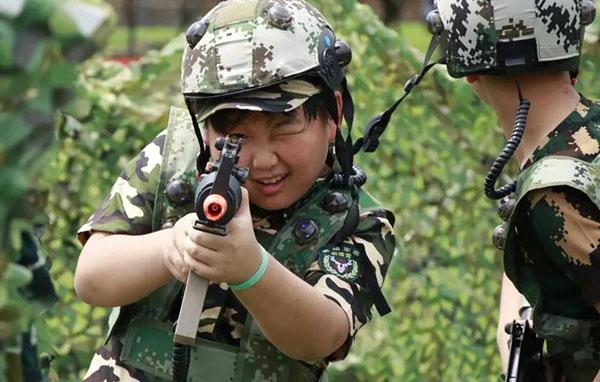 「安徽军事」2021合肥特种兵丛林挑战国庆夏令营(5天)
