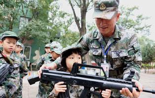 「安徽军事」2021合肥中国少年军校军官夏令营(45天)