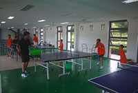 奧林修斯乒乓球夏令營針對每位營員的特點進行專業個性化教學!