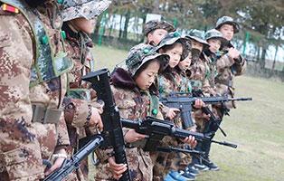 「上海户外」2021虹狼西点少年军官品格塑造冬令营(14天)|逆境成长 · 保持向上