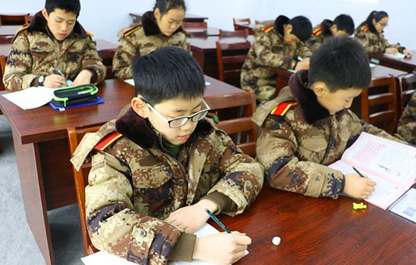 「江苏军事」2022苏州虹狼西点少年军官品格塑造冬令营(14天)|逆境成长 · 保持向上