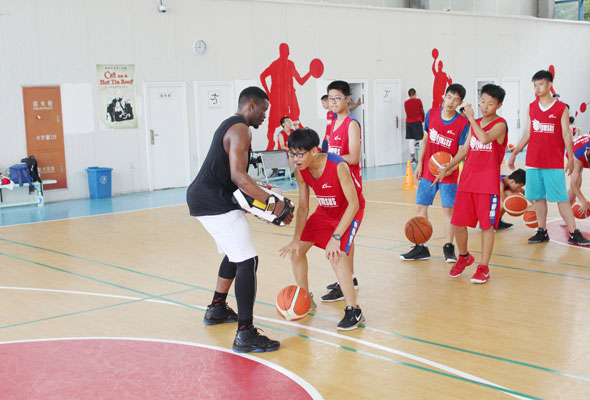 2021奥林修斯篮球夏令营(2、3周)