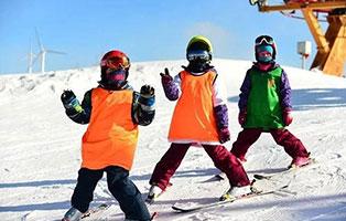 「浙江滑雪」2021杭州临安冬令营(5天)|冰雪奇缘·大明山