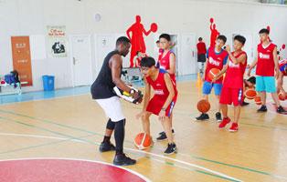「上海体育」2021奥林修斯篮球夏令营(2、3周)