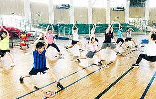 「上海体育」2021奥林修斯羽毛球夏令营(2、3周)