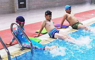 「上海体育」2021奥林修斯游泳夏令营(2、3周)