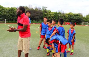 「上海体育」2021奥林修斯足球夏令营(2、3周)