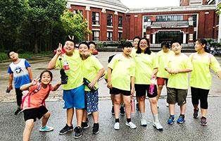 「上海体育」2021奥林修斯减肥夏令营(4、6、8周)