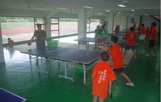 【上海体育】2020奥林修斯乒乓球夏令营(2周)