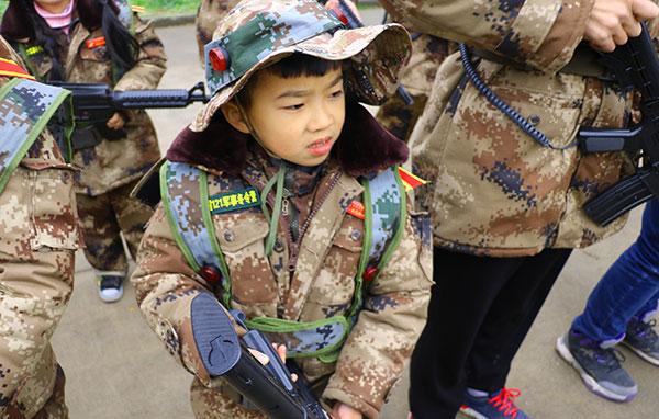 「上海军事」2022虹狼西点少年军官独立成长冬令营(10天) 逆境成长 · 保持向上