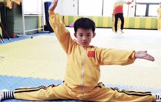 「上海体育」2021奥林修斯武术夏令营(2、3周)