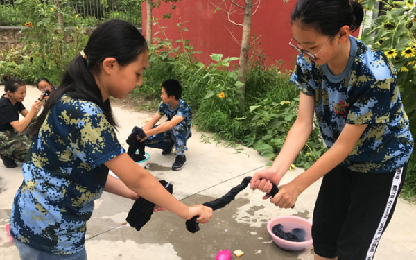 暑期適合青少年參加的北京軍事夏令營有哪些?