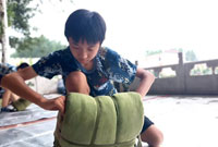 北京西点军事夏令营:怎么样的家庭,能给孩子带来最好的教育?