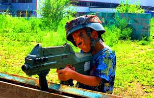 「北京军事」2021西点军事体验夏令营(5天)