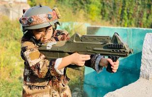 「北京军事」2020年不一样的母亲节-带着妈妈去当兵(1天)