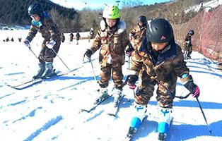 """「北京滑雪」""""我是特种兵""""自理能力军事特训冬令营(8天)开始集结"""