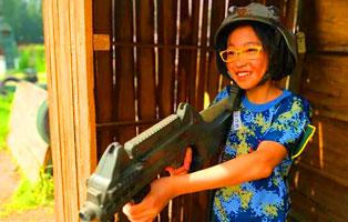 「北京军事」2021西点女子凤凰特训夏令营(8天)