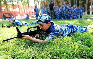 「北京军事」2021西点自理能力特训夏令营(8天)