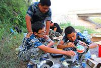 北京西點軍事夏令營告訴你:孩子為什么不聽話?