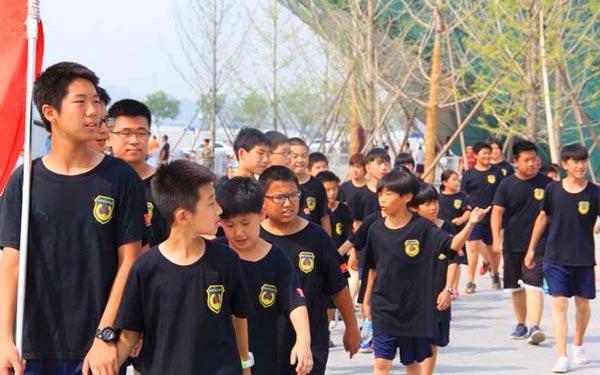 北京西點軍事夏令營安全保障須知!