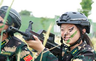 「北京军事」2021励志研学系列-体验夏令营(7天)