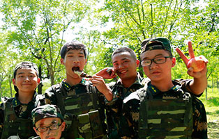 「北京军事」2021将校军官系列-丛林猎人野战夏令营(7天)