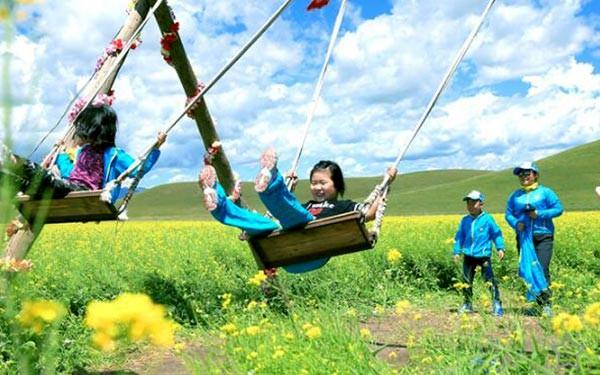 參加草原夏令營的好處以及注意事項!