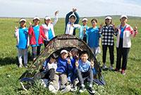 青少年参加草原夏令营的意义及好处!