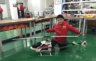 「新疆航空」2020南山航模科技夏令营(7天)