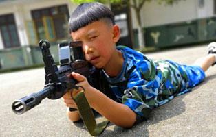 「成都励志」2021军事夏令营(5天)| 一个能满足家长要求,又能让孩子快乐训练的夏令营