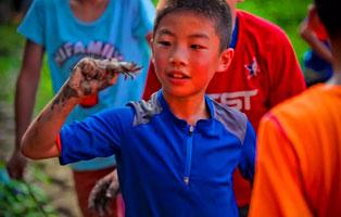 【成都戶外】2020螢火蟲之夏—自然科普夏令營(5天)