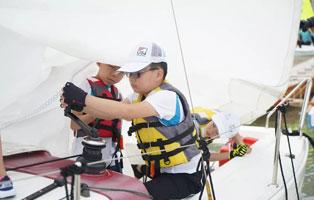 「江苏帆船」2020国庆假期国际航海营(5天)