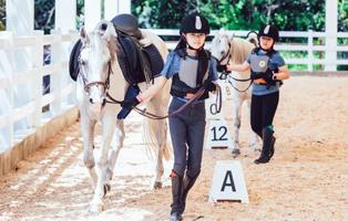 「上海马术」2020国庆假期骑士唤醒国际马术营(3天)