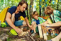 儿童野外拓展夏令营的意义?