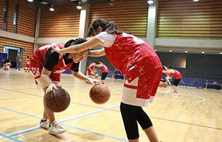 """「北京体育」2021 U Dream """"我为球狂""""英语篮球国际夏令营(7天)"""