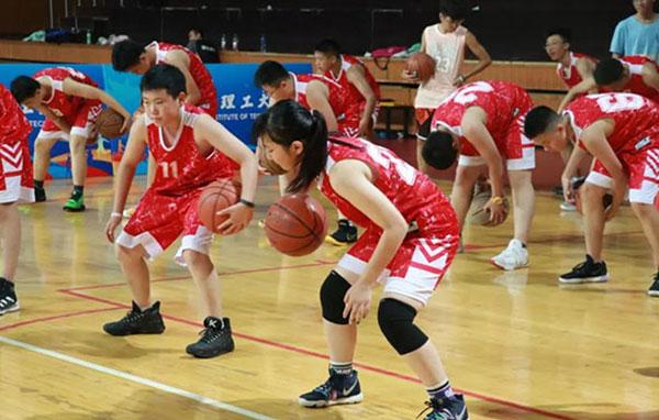 """「北京体育」2021 U Dream """"我为球狂""""英语篮球国庆夏令营(6天)"""