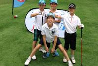儿童高尔夫球夏令营都有哪些?