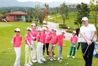 高尔夫球夏令营课程内容有哪些