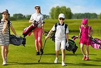 高尔夫球夏令营课程表一览!