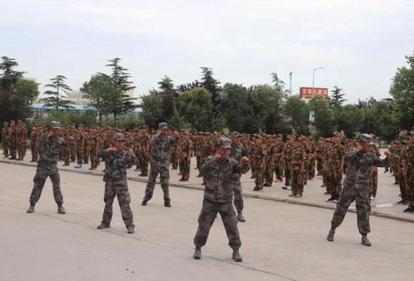"""2021郑州国防小卫士之""""中原利剑""""夏令营(7天)"""