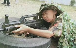 """「河南军事」2021郑州国防小卫士之""""特战尖兵""""夏令营(30天)"""