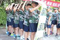 广西军事拓展夏令营多少钱?看看不同机构价格表