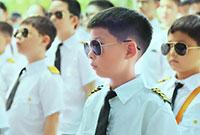暑期适合中小学生参加的航空夏令营有哪些?