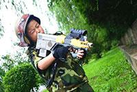 中小学生参加河北航图军事夏令营有哪些好处呢?