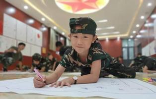 """「河北军事」2021""""我是小战士""""军事成长夏令营 (7天)"""