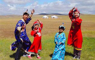 「内蒙古亲子」2020草原夏令营,策马扬鞭最美呼伦贝尔(8天)