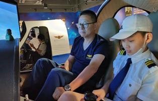 「上海科技」2020国庆航天营—在小小心灵中种下梦想的种子(1天)