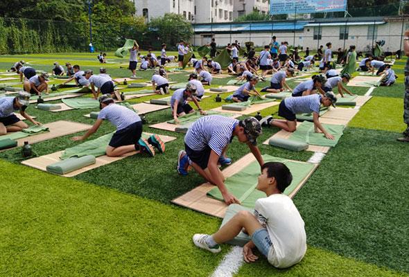 2021黄埔名将广州青少年特训精英领袖夏令营(35天)