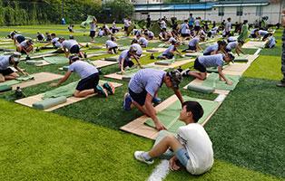 「广东军事」2021黄埔名将广州青少年特训体验夏令营(7天)